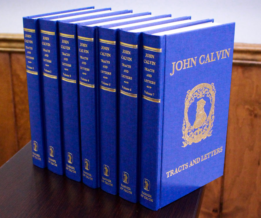 image for Calvin's Tracts and Letters