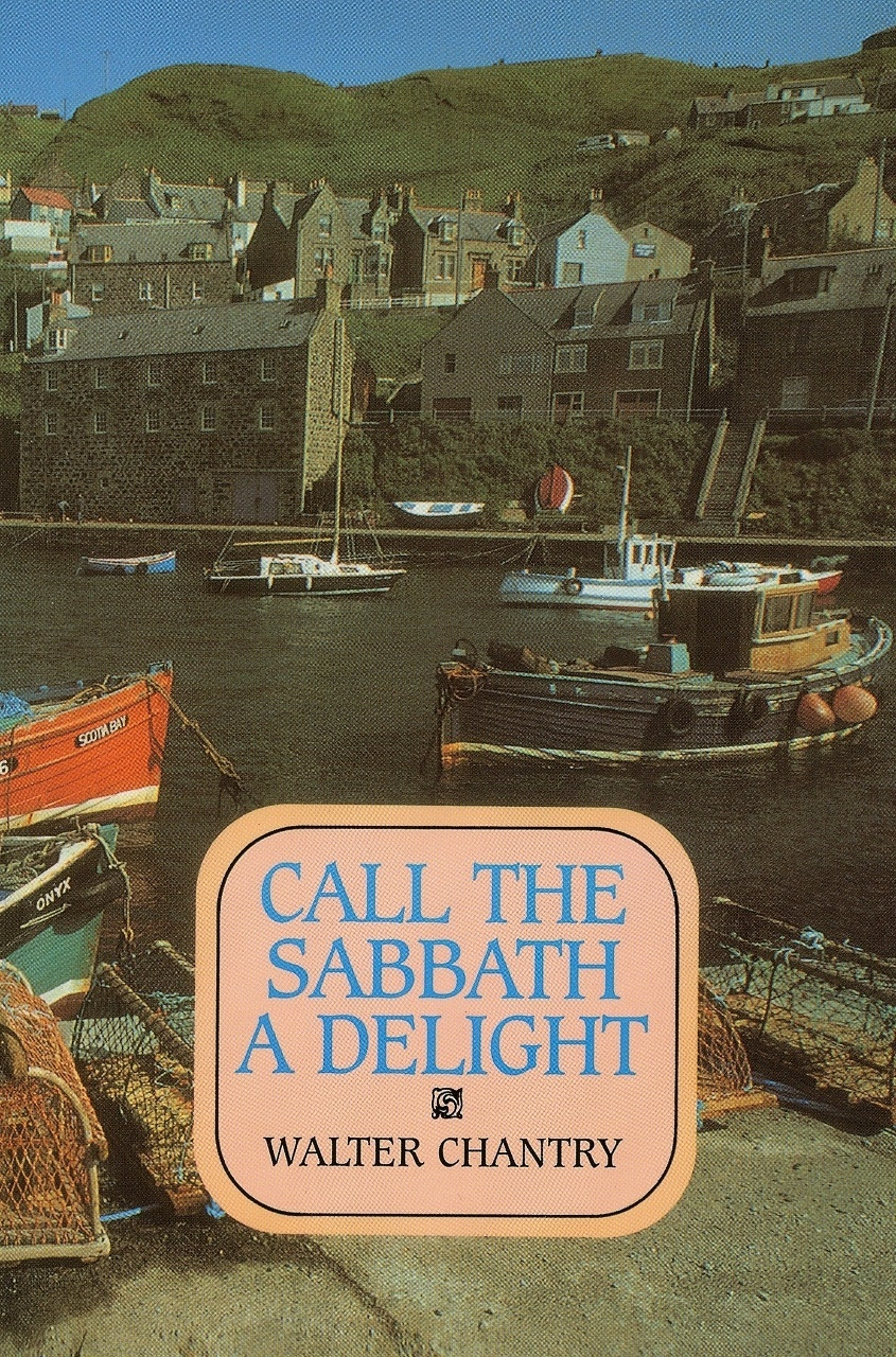 Book Cover for 'Call the Sabbath a Delight'