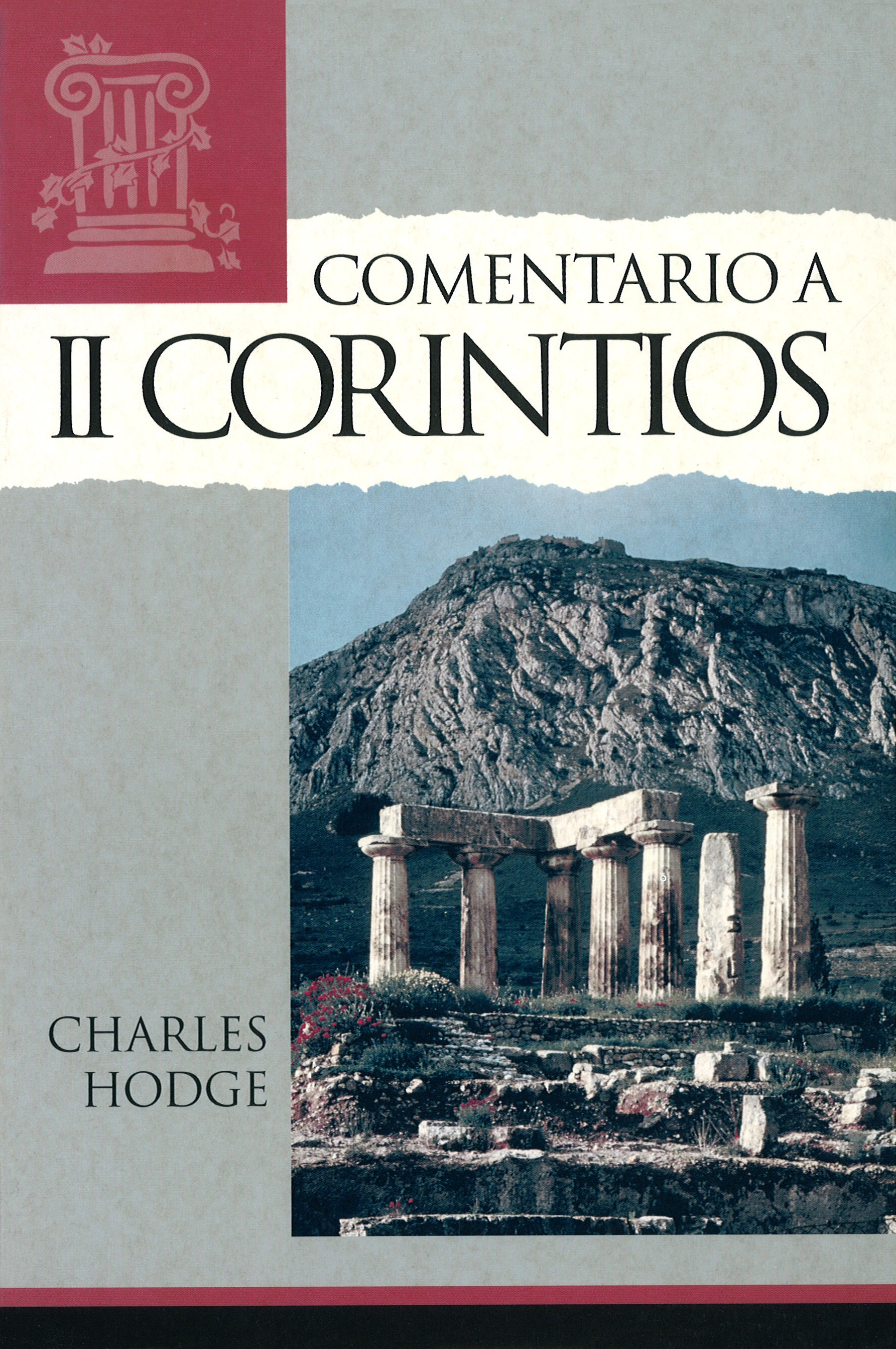 Book Cover For 'II Corintias'