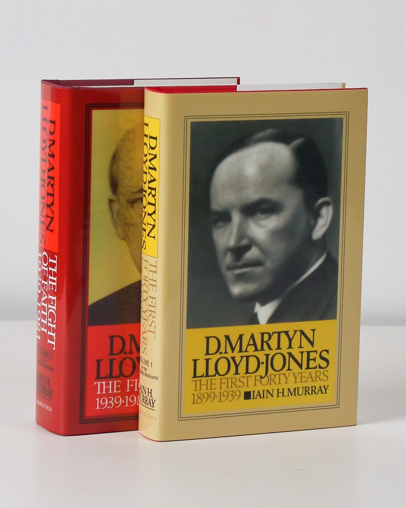 Image result for iain murray martyn lloyd-jones biography