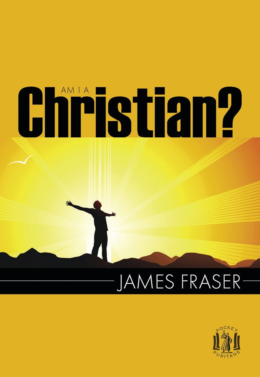 Book Cover for 'Am I A Christian?'