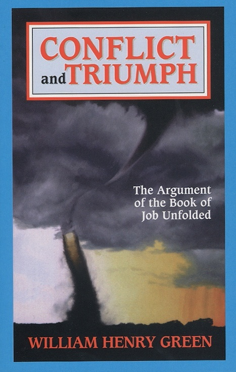 Book Cover For 'Conflict and Triumph'