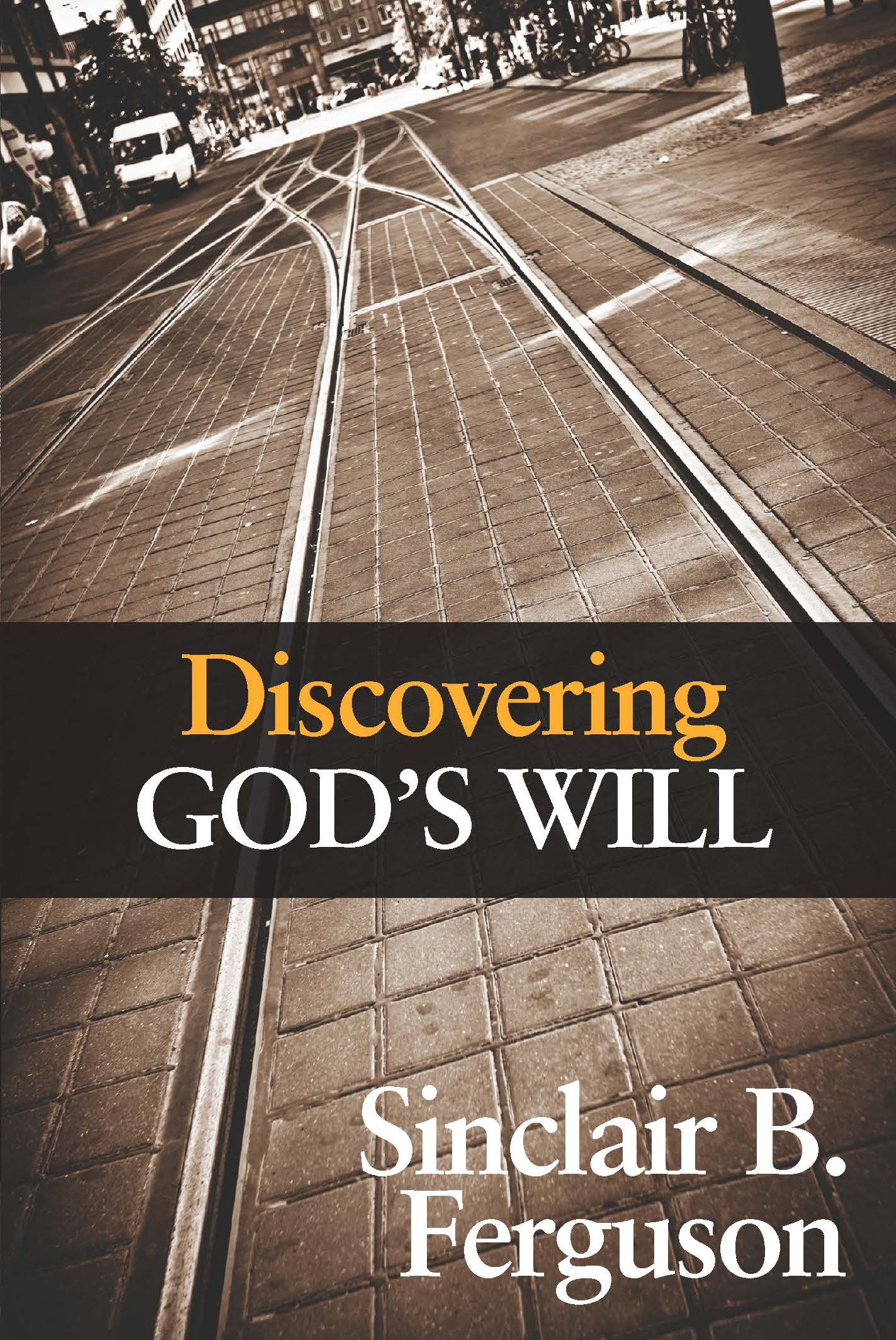 Book Cover For 'Discovering Gods Will'