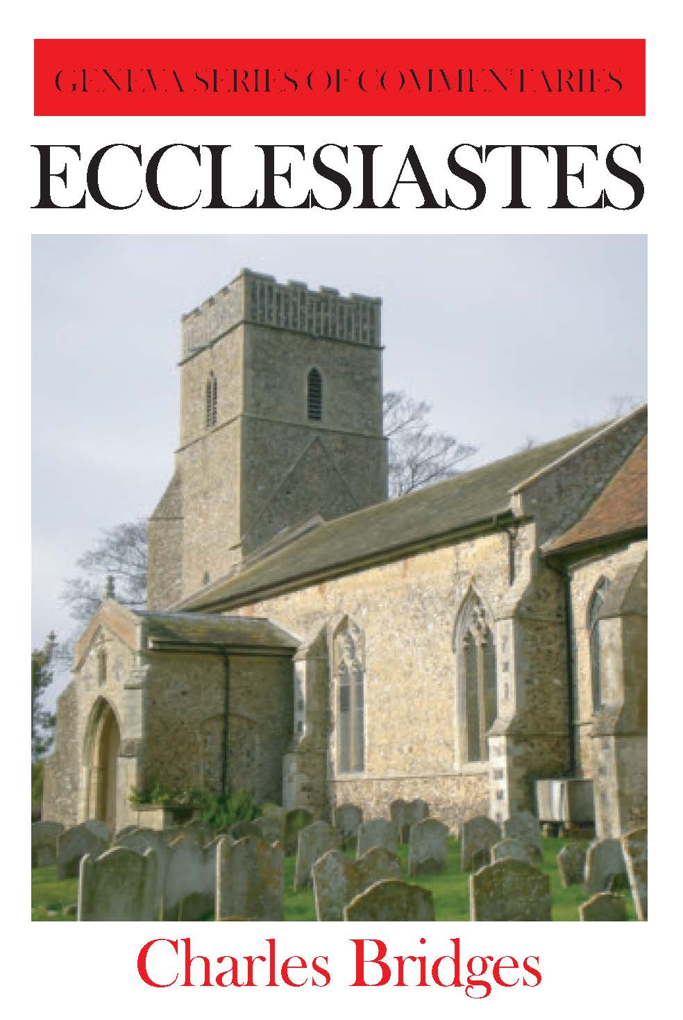 Book Cover For 'Ecclesiastes'