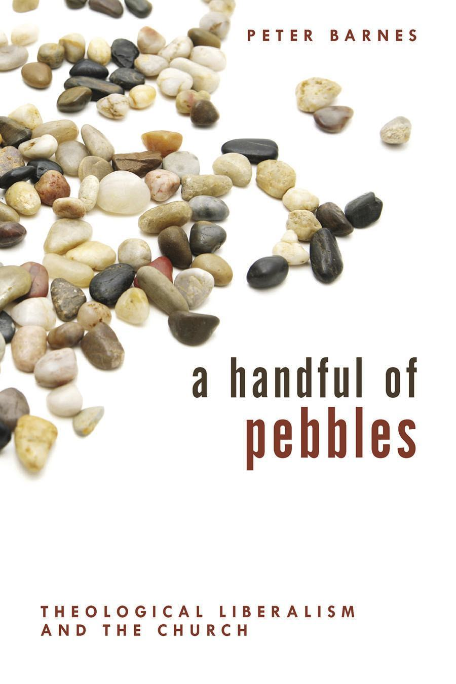 Book Cover for 'A Handful of Pebbles'