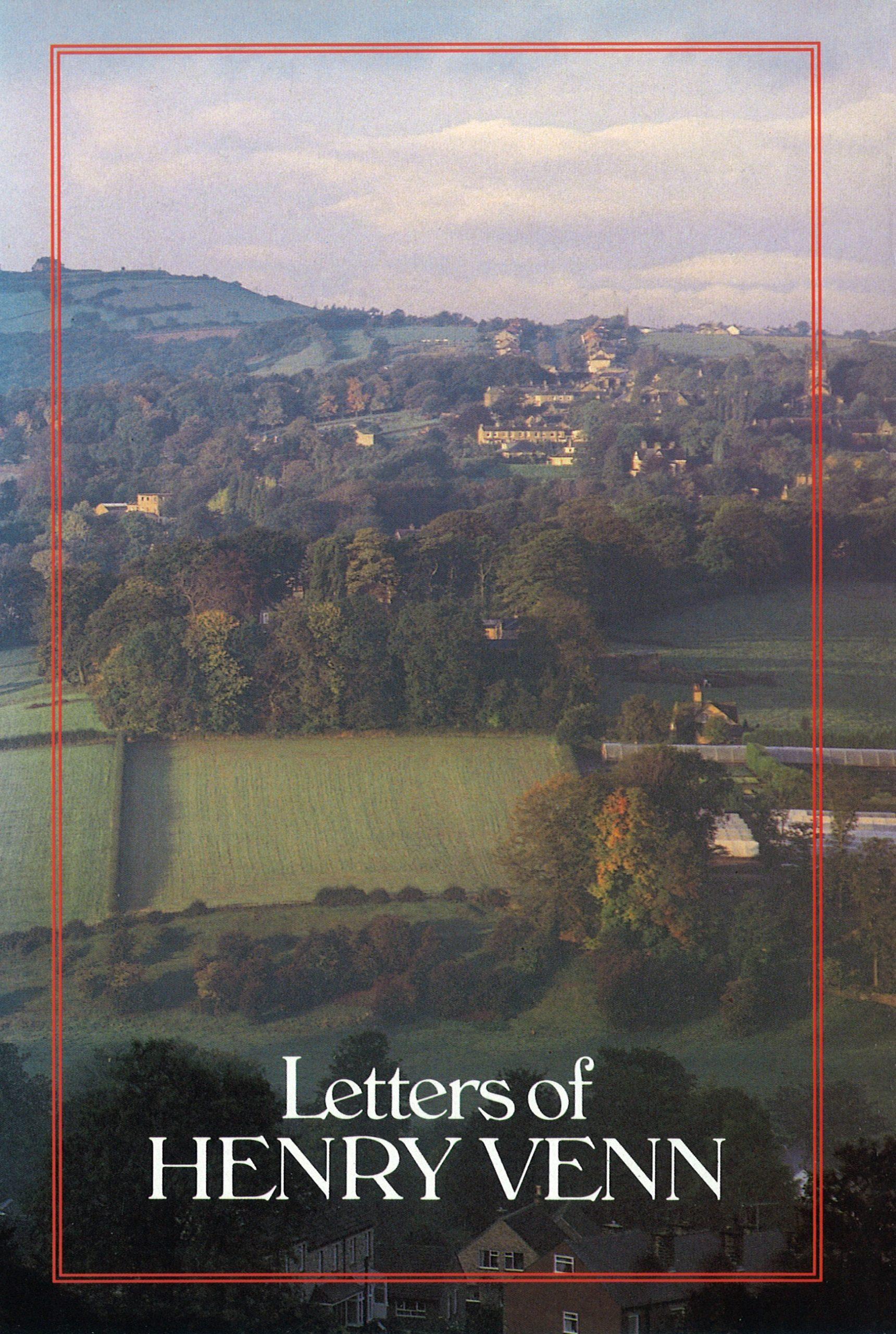 Mrs huntingdon smythe Letters Of Henry Venn By Henry Venn Banner Of Truth Usa