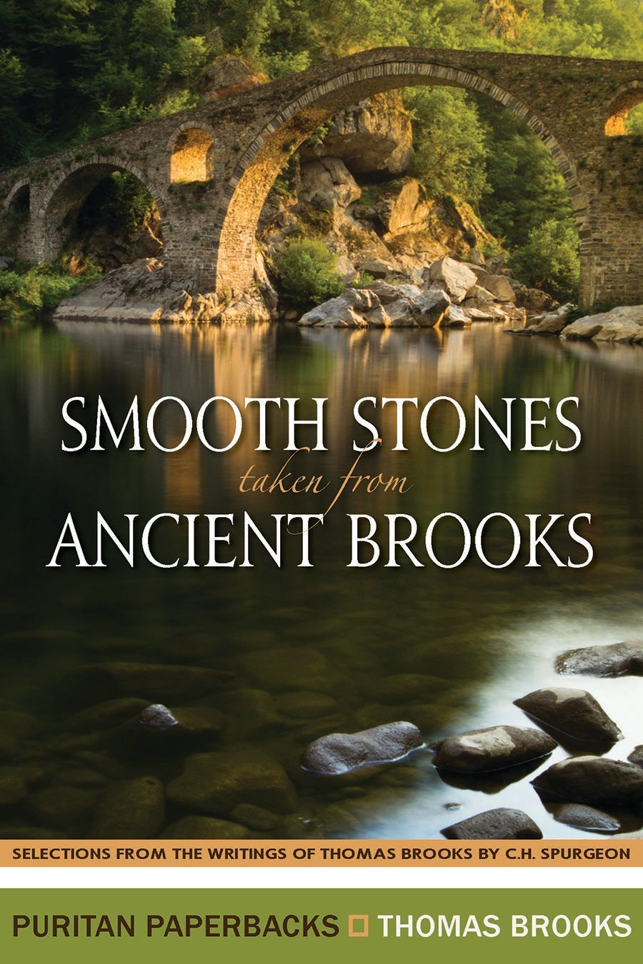 Smooth Stones taken from Ancient Brooks