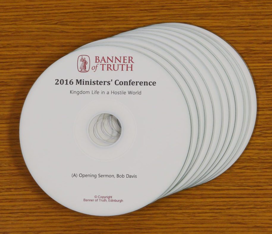 image of the 2016 conference audio