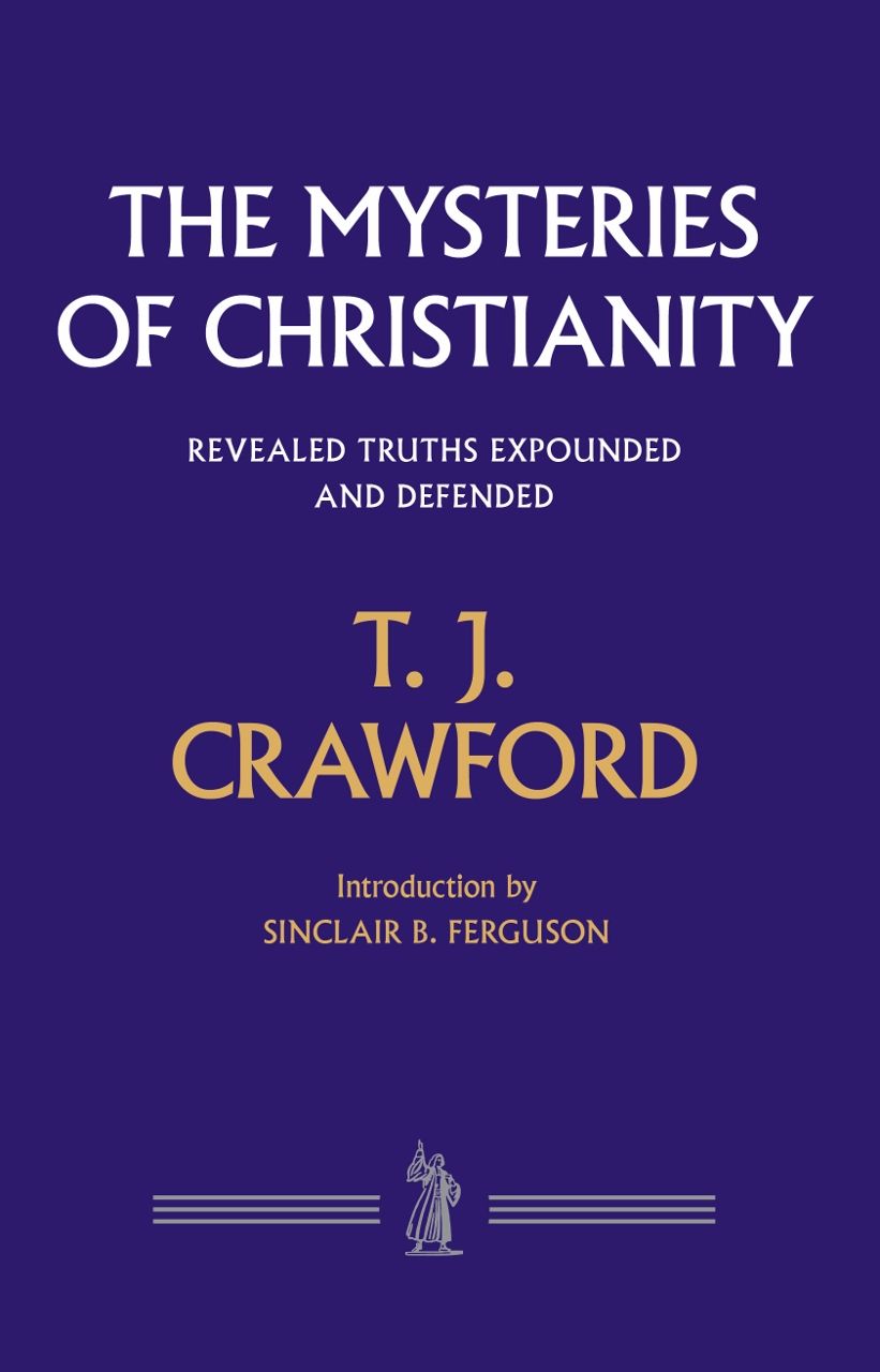 cover for mysteries of Christianity