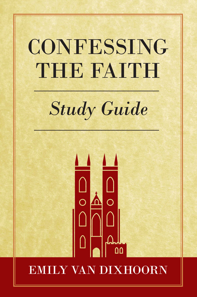 confessing the faith study guide cover image