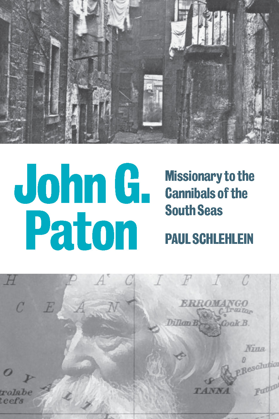 Cover image of John Paton PB